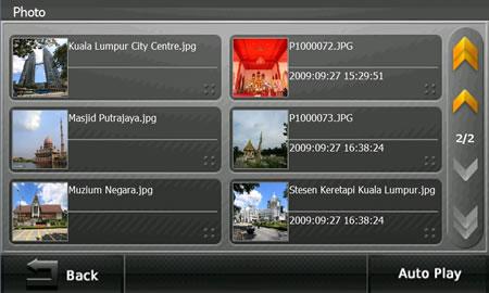 PowerMap Picture Navi