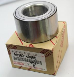 90363-40066 Toyota Wheel Bearing, Radial Ball for Toyota Corolla Altis