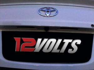 Toyota Vios Carvox CM-038 Reverse Camera
