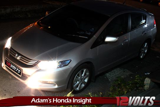 Adam's Honda Insight