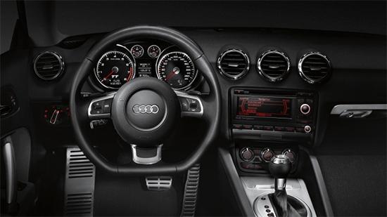 Dashboard Installation Kit (Car Audio Player Installation Kit) for Audi TT