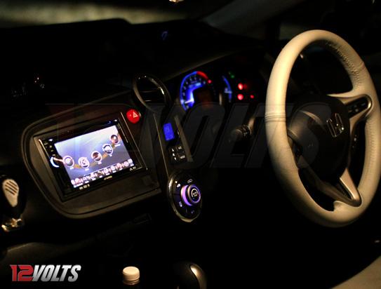 Honda Insight Dashboard Panel Installation Kit