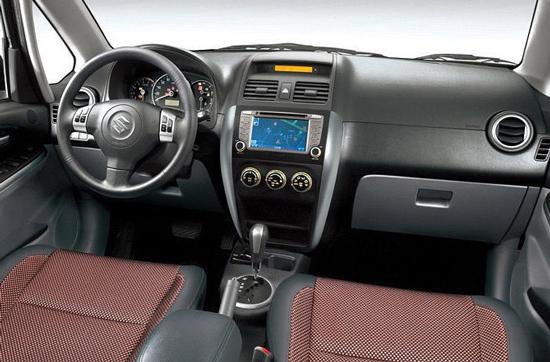 Dashboard Installation Kit (Car Audio Player Installation Kit) for Suzuki SX4