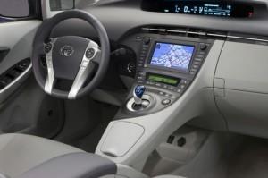 Dashboard Installation Kit (Car Audio Player Installation Kit) for Toyota PRIUS