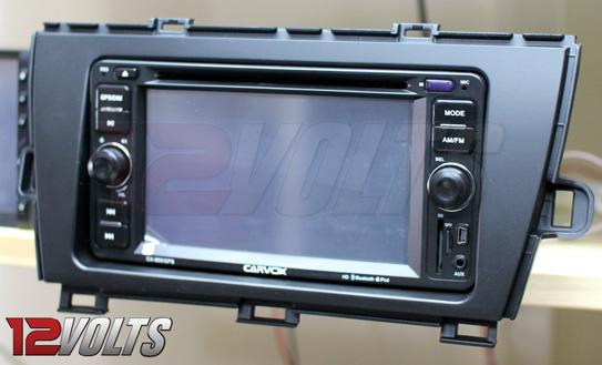 Toyota Prius Dashboard Panel Installation Kit