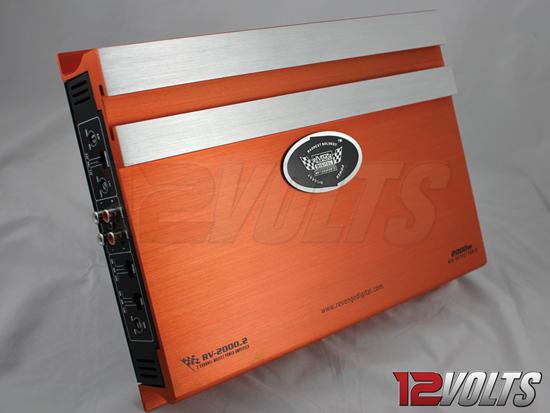 Revenge Digital 2 Channel High Power Amplifier