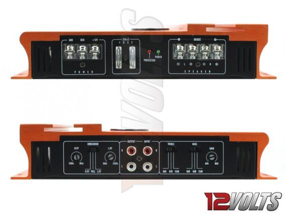 Revenge Digital 2 Channel High Power Amplifier Interface