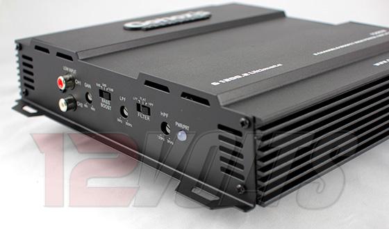 2 Channels High Performance Power Amplifier