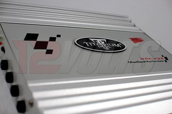 WPA-425T - 2-channel High-power MOSFET Amplifier 1200W