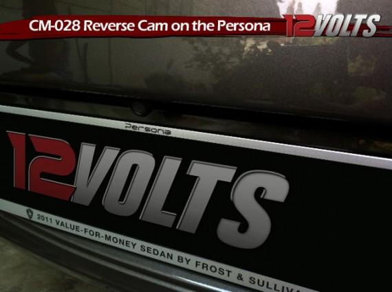 CM-028 Reverse Camera on the Proton Persona