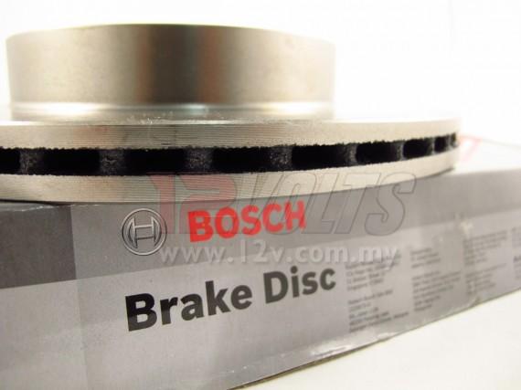 BOSCH Perodua MYVI Front Brake Disc Rotor