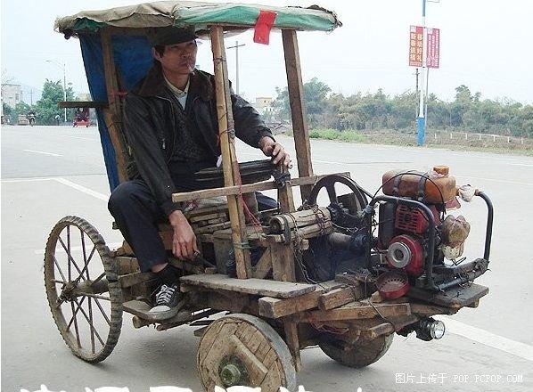 DIY 4-Wheel Drive