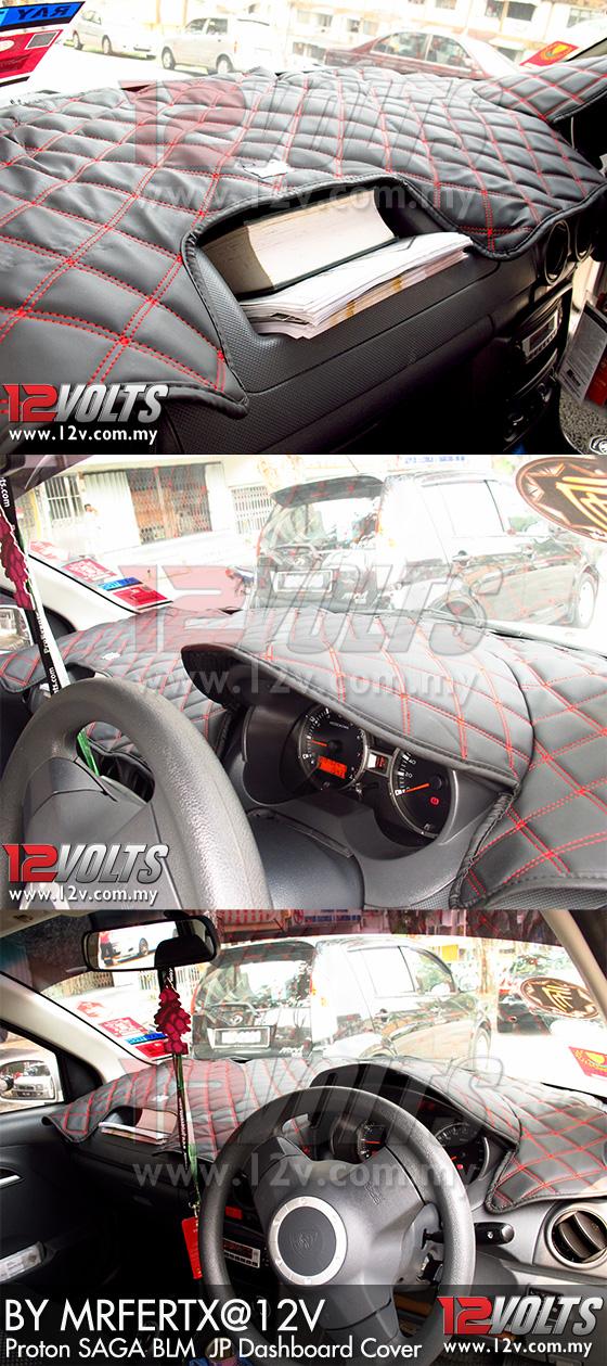 Junction Produce Dashboard Cover for Proton Saga BLM