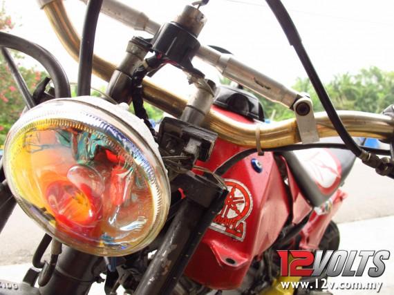 DIY Mini Super Bike from Kuala Gula