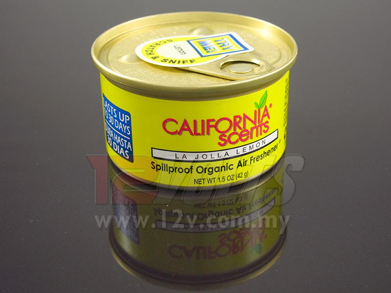 California Scents Malaysia - La Jolla Lemon