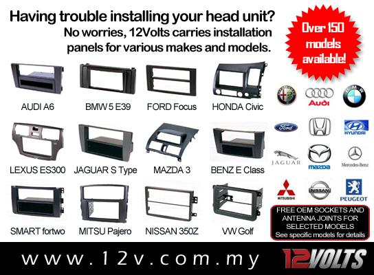 Dashboard Kits for Various Makes & Models