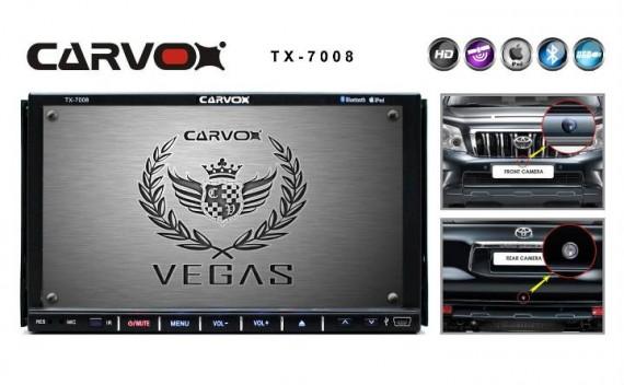Carvox Vegas TX-7008