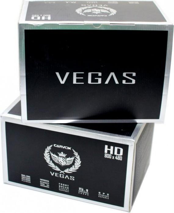Carvox Vegas Packaging