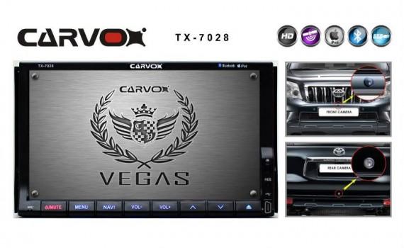Carvox Vegas TX-7028