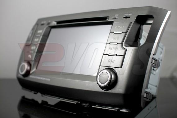 Otonavi Perodua Alza OEM Fit Touchscreen HD DVD Player with Bluetooth USB SD