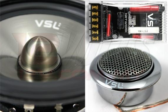 """VSL SF5 - 5"""" COMPONENT SPEAKER SET"""