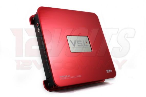 VSL P.800.2 - 2 channel amplifier
