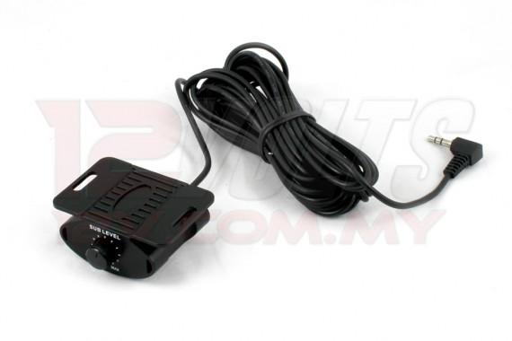 VSL P8000.1 Mono subwoofer amplifier remote