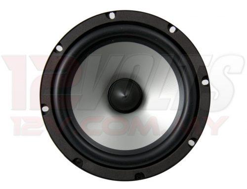 ZONE X Z-62P 6.5″ Component Speaker Set