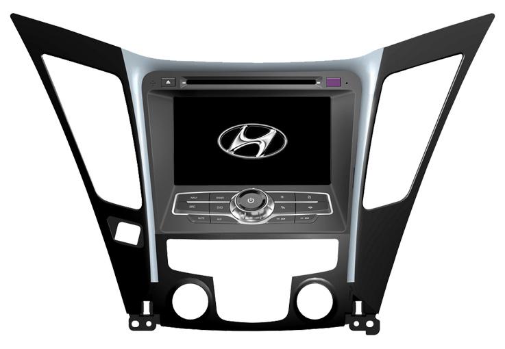 HANNS OEM Head Unit for Hyundai SONATA (with PAPAGO GPS)