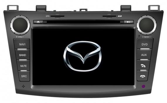 HANNS OEM Head Unit for Mazda 3