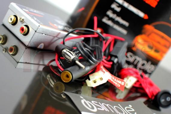 iSimple RadioMod Connectors