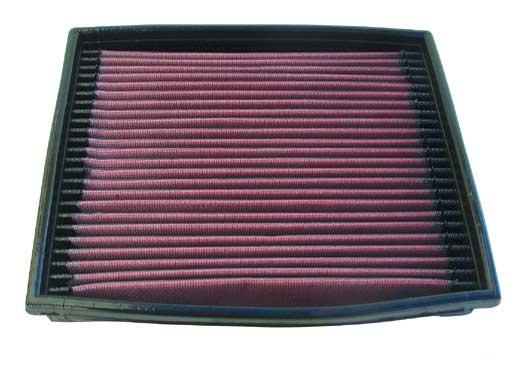 K&N Air Filter for Isuzu D-MAX 2.5, 3.0 L4 2007-10