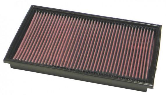 K&N Air Filter for Mercedes E200, E240, E280, E320 1999-03