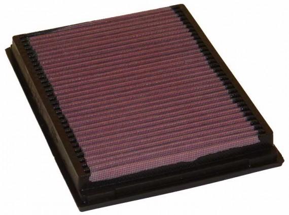 K&N Air Filter for BMW VALVETRONIC 2001-06