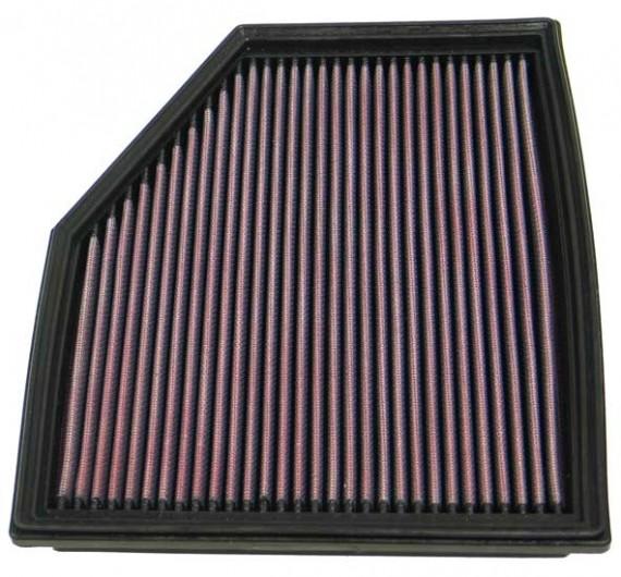 K&N Air Filter for BMW 5 SERIES 2.5, 3.0L 2004-07