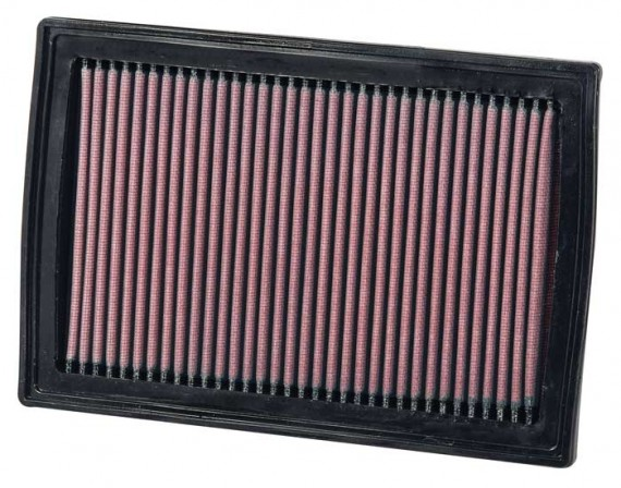 K&N Air Filter for Lexus LS 460 2007-ON