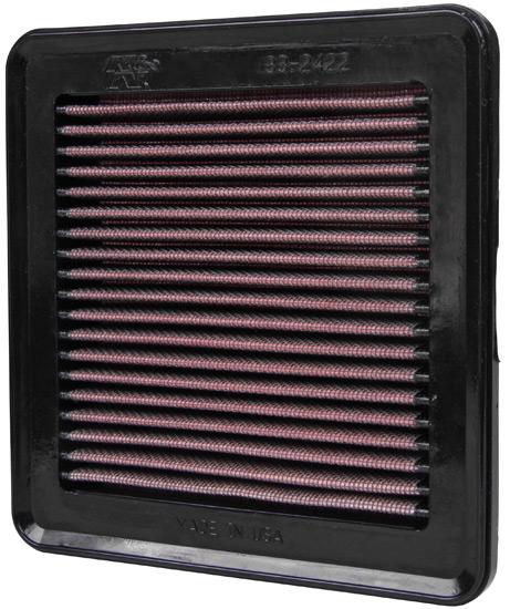 K&N Air Filter for Honda FIT/JAZZ/CITY 2008-09