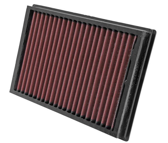 K&N Air Filter for Volvo S40, V50 ALL 2004-07