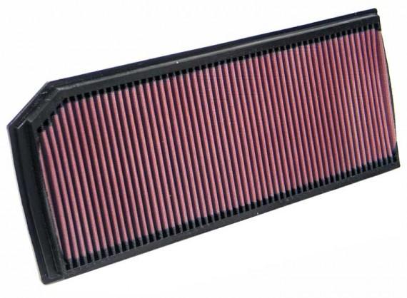 K&N Air Filter for Volkswagen GOLF, PASSAT 2.0 TURBO 2005-ON