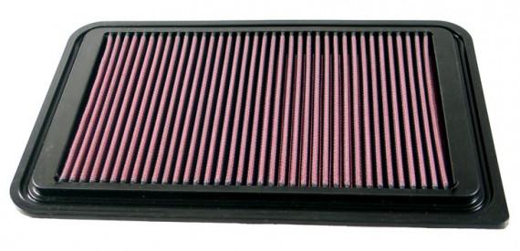 K&N Air Filter for Mazda 2, Mazda 3 1.6L 2003-07