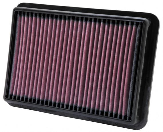 K&N Air Filter for Nissan NAVARA 2.5 2005-10