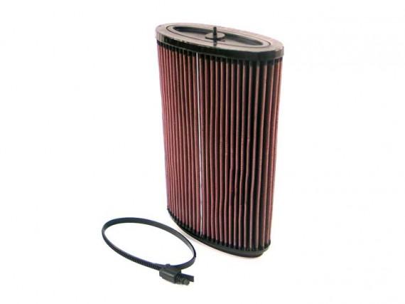 K&N Air Filter for Porsche CAYMAN, BOXSTER 2.7, 3.4 2005-07