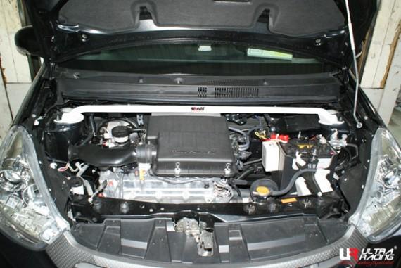 Perodua Myvi 1.5 with UR Front Strut