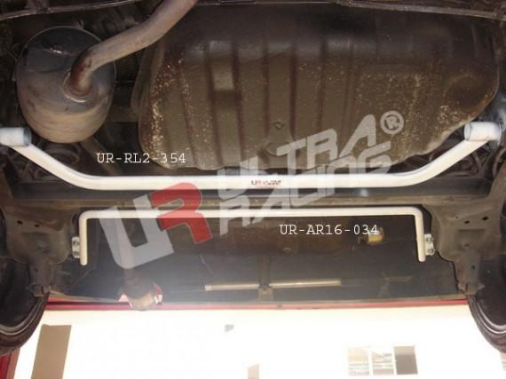 Perodua Myvi with the UR Lower Arm Bar installed