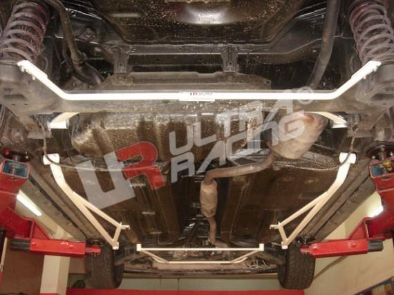 Ultra Racing Side Bar for Perodua Myvi