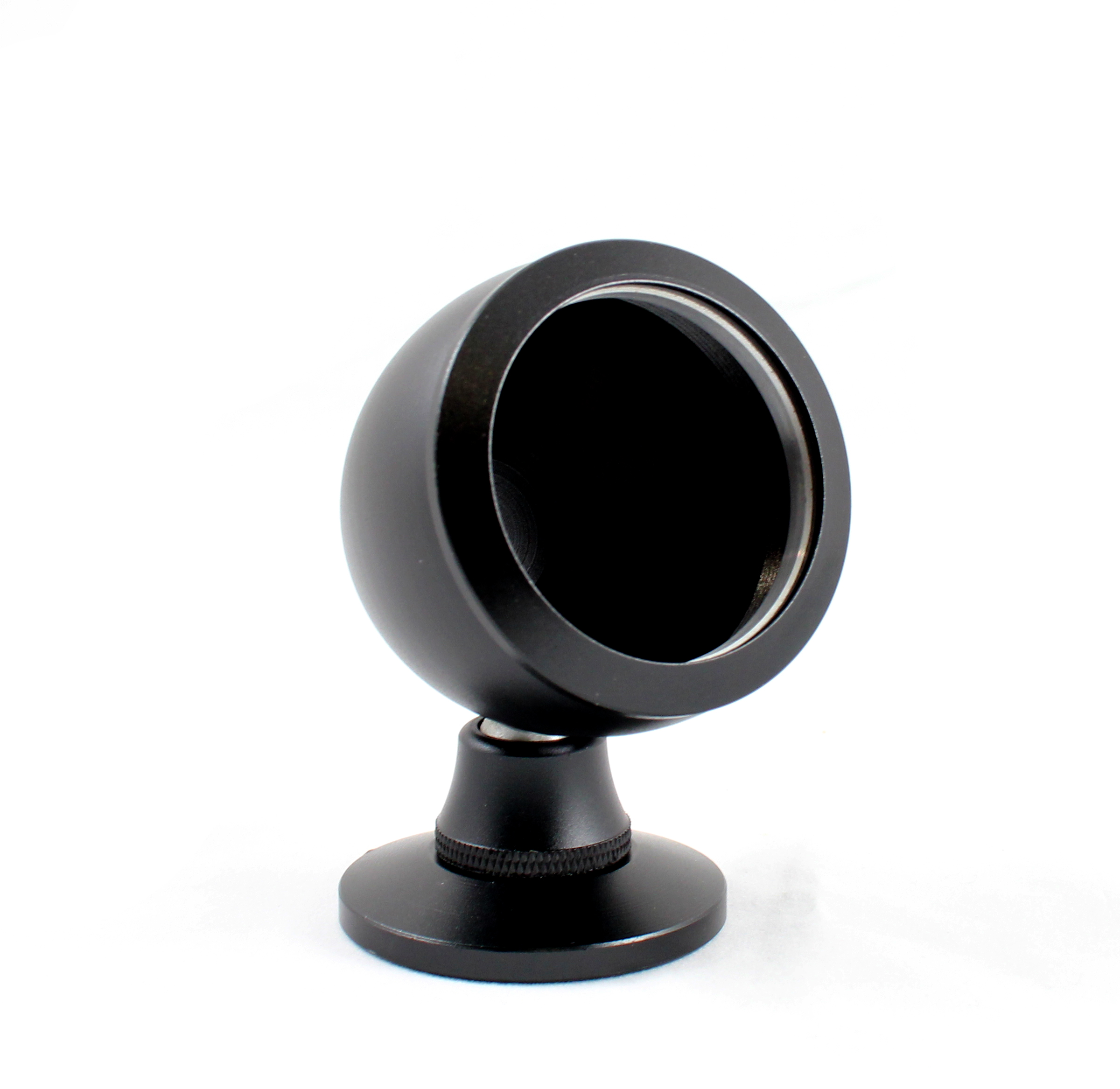 Black Aluminium Tweeter Housing for 25mm Tweeters