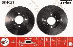 DF4021 - TRW Brake Disc Rotor for PROTON WIRA 1.3 (F)