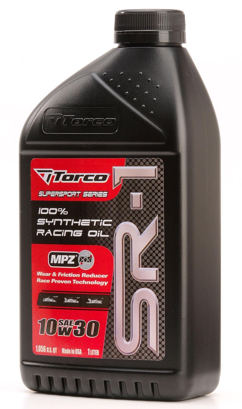 TORCO Malaysia Racing Oil SR-1 SAE 10W30