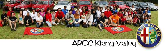 ALFA ROMEO Owners Club Klang Valley