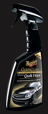 Meguiar's Gold Class Quik Wax